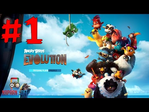 Angry Birds Evolution (By Rovio Entertainment Ltd) Gameplay iOS/Android Video Game