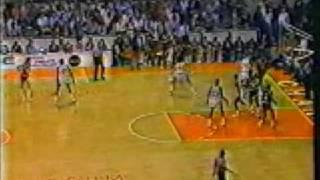 North Carolina  vs Temple  84` ( Michael Jordan vs Terence Sta…