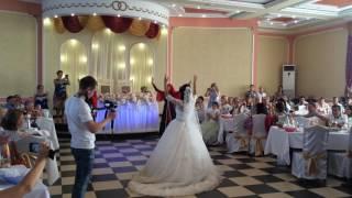 Танец жениха и невесты.Лезгинка