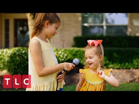 The Quints' Mother's Day Video For Danielle! | OutDaughtered