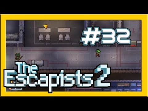 The Escapists 2 #32 - IST DAS DIE MÖGLICHKEIT?! |  Let's Play The Escapists 2 [DEUTSCH|GERMAN] [HD]