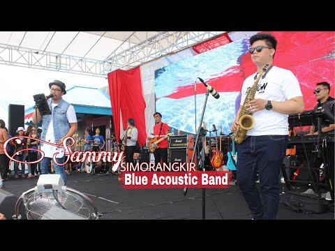 Demi Cinta - Sammy Simorangkir Feat Blue Acoustic Band Manado (Live Konser Manado Kawasan Megamas)
