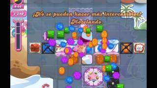 Candy Crush Saga 1632 no booster