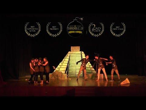 """EL CASTILLO"" - THERORIS C-13 | NCCF - IMAGINARY WORLD"