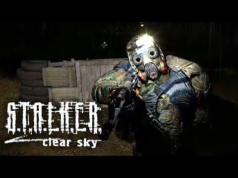S.T.A.L.K.E.R.: Clear Sky ► СТРИМ #2