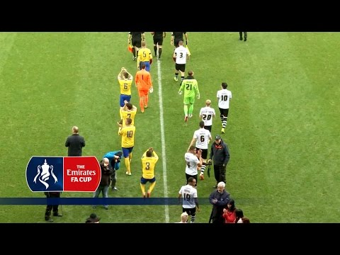Port Vale 1-1 Maidenhead United - Emirates FA Cup 2015/16 (R1) | Goals & Highlights