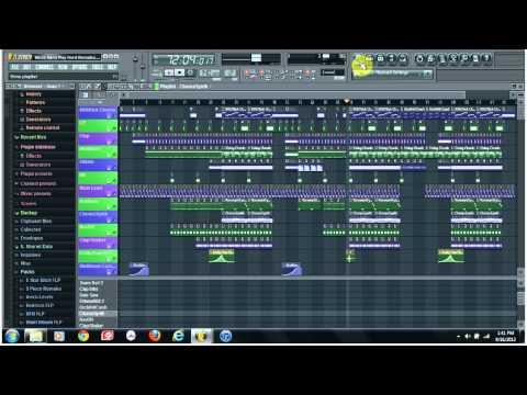 Wiz Khalifa Work Hard Play Hard Instrumental Remake On FL Studio + Free FLP Download