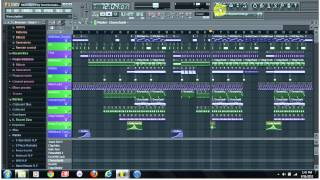 Wiz Khalifa Work Hard Play Hard Instrumental Remake On FL Studio + Free FLP Download