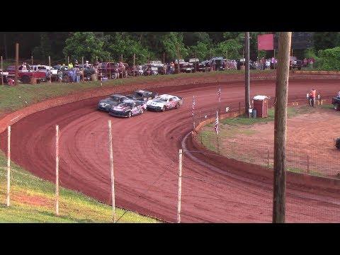 Winder Barrow Speedway Modified Street Feature Race 5/25/19