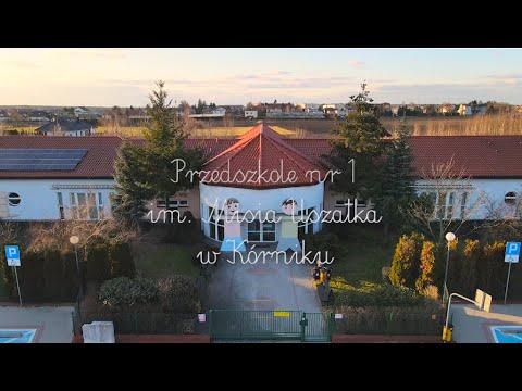Przedszkole nr 1 im. Misia Uszatka w Kórniku (prezentacja)