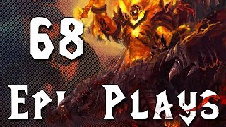 epic hearthstone plays 68