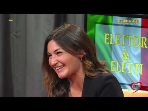 Elettori & Eletti 2020: Marina Nenna, assessore alle Attività Produttive - Trani