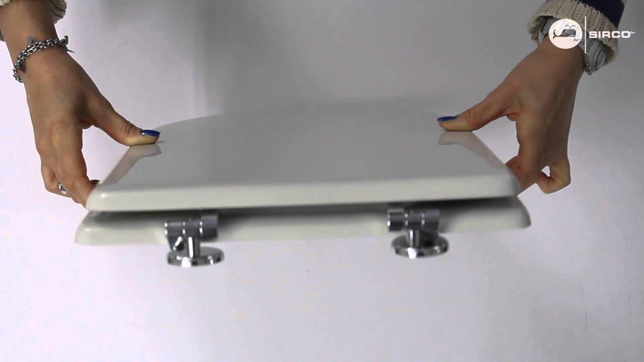 Sedile copriwc ideal standard serie esedra bianco ideal for Copriwater ideal standard esedra