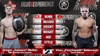 "SMMAC 4: Gregor ""Camaro"" Weibel vs. Vaso ""Psychopath"" Bakocevic"
