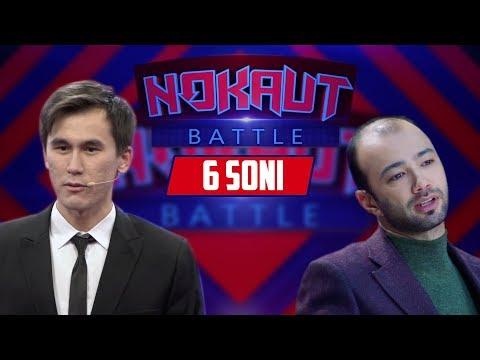 Nokaut Battle 6-soni (21.10.2017)