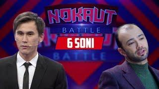 Nokaut Battle 6-son (Alisher Uzoqov 21.10.2017)
