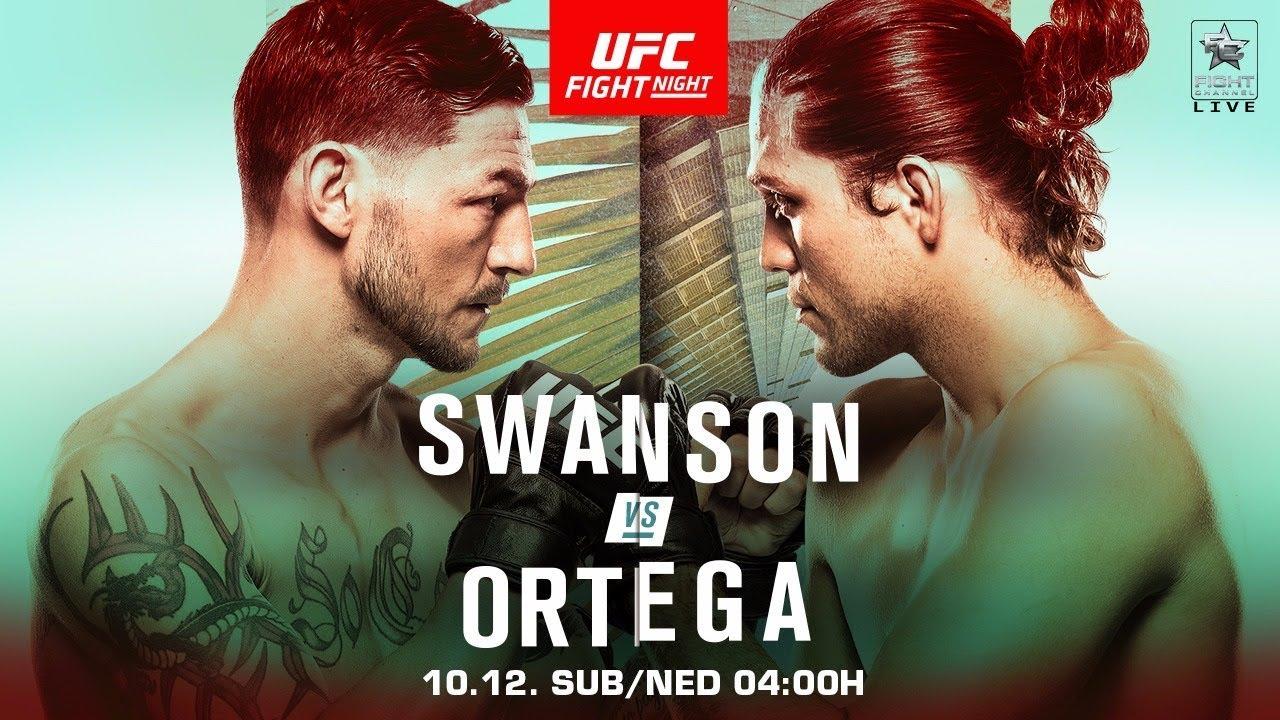 Swanson vs Ortega • Highlights...