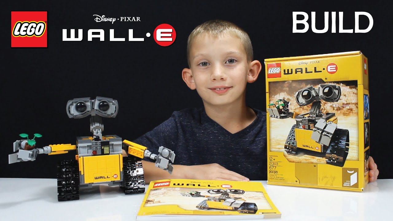interactive wall e instructions