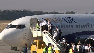 """Полтавська """"Ворскла"""" прилетіла до Лондона. Емоції гравців напередодні"""