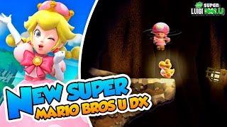 ¡Vuelve el terror de los yoshis! | 03 | New Super Mario Bros. U Deluxe (New Super Luigi U)