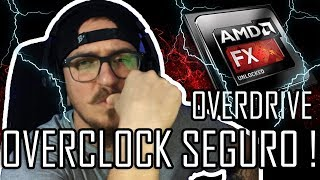 OVERCLOCK PROCESSADORES AMD | RÁPIDO SIMPLES E SEGURO.