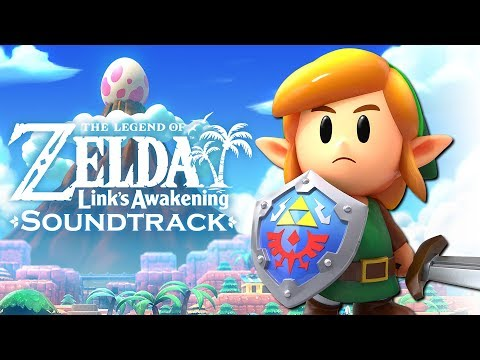 Title - The Legend of Zelda: Link&39;s Awakening 2019 Soundtrack