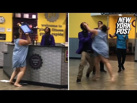 'I will kill you!' screams outraged woman at Planet Fitness