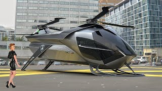 أحدث 7 طائرات في العالم , مستقبل النقل الجوى .. !!
