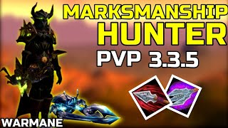 Marksmanship Hunter Pvp Talents