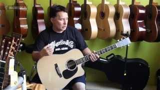 Martin DC Aura GT - test gitary elektroakustycznej