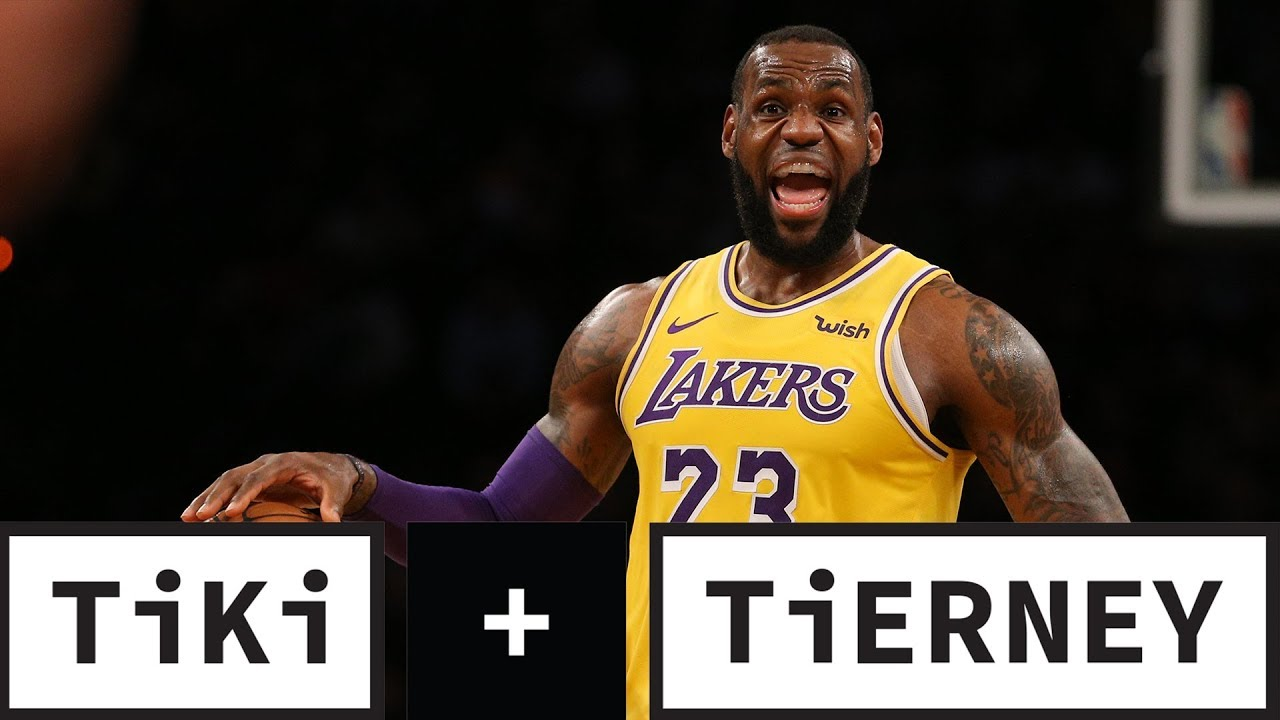 NBA GMs Want to Fine LeBron for Tampering   Tiki + Tierney