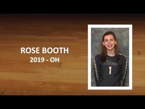 Rose Booth 2019 Outside Highlight Video 3417