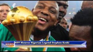 NFF Mourns Nigerian Legend Stephen Keshi