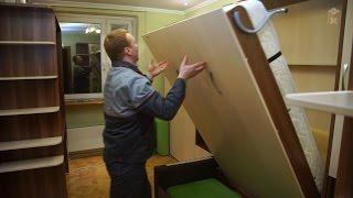 видео Кровати-трансформер (75 фото): модели встроенные и откидные, складные и круглые, пуф-кровать и комод-кровать, 8 в 1, отзывы
