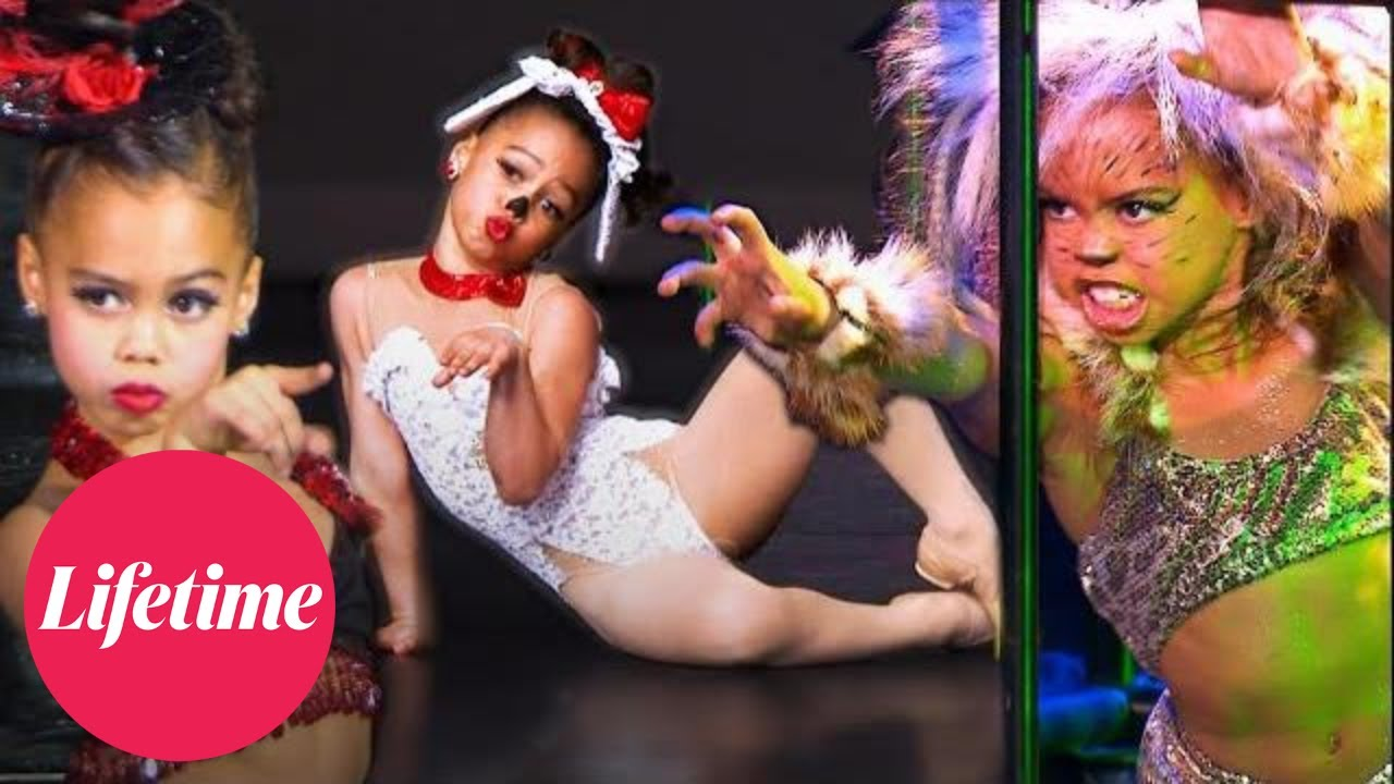 Download Asia's SASSIEST Performances from AUDC, Dance Moms & Raising Asia (Flashback Compilation)   Lifetime