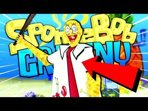 GRANNY SPONGEBOB!