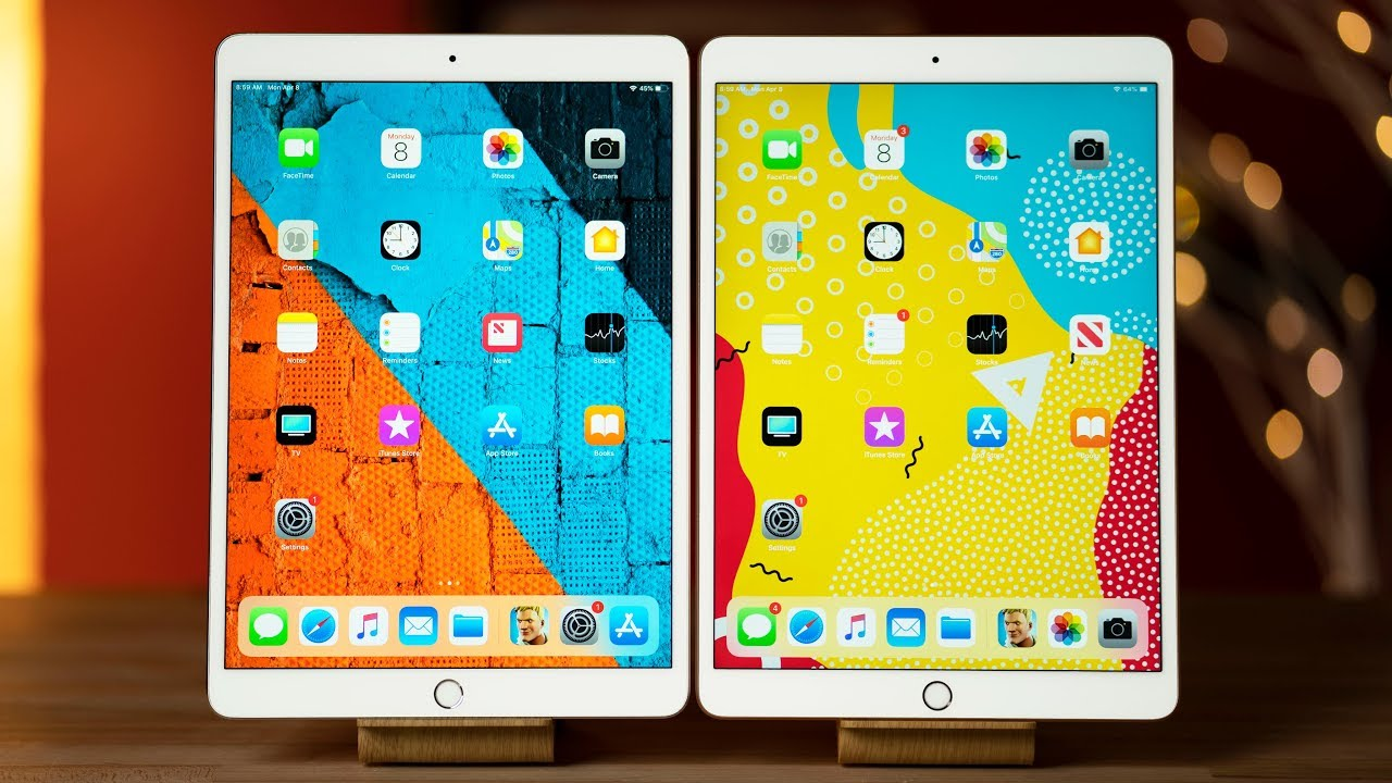 difference between ipad and ipad air