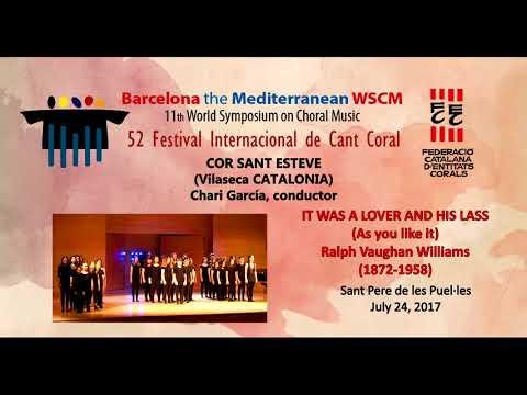 WSCM11 July 24, 2017 COR SANT ESTEVE (Catalonia)