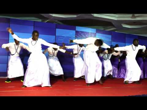Official Rwandan Tradition Dance in India  Part 1 HD  Video 2016