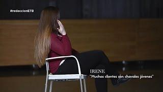 'Ser prostituta nunca me ha parecido un trabajo duro'