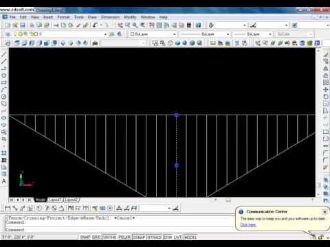 How to design Fasil Masjid 3D in autoCAD 2006