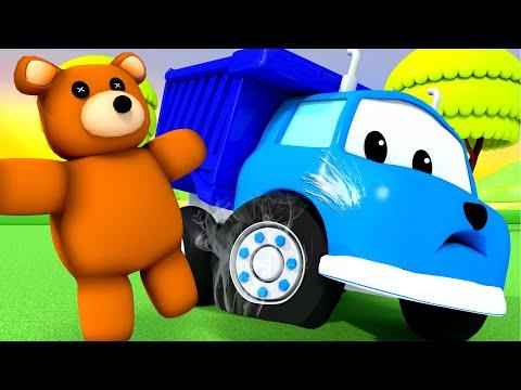 APPRENDRE LA MÉCANIQUE ! L'ACCIDENT - Apprendre avec Ethan le Camion Benne 🚚 Dessin animé éducatif
