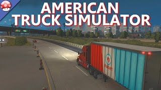 American Truck Simulator (ATS) Gameplay #3 - Los Angeles to San Diego [PC/60FPS/1080p]