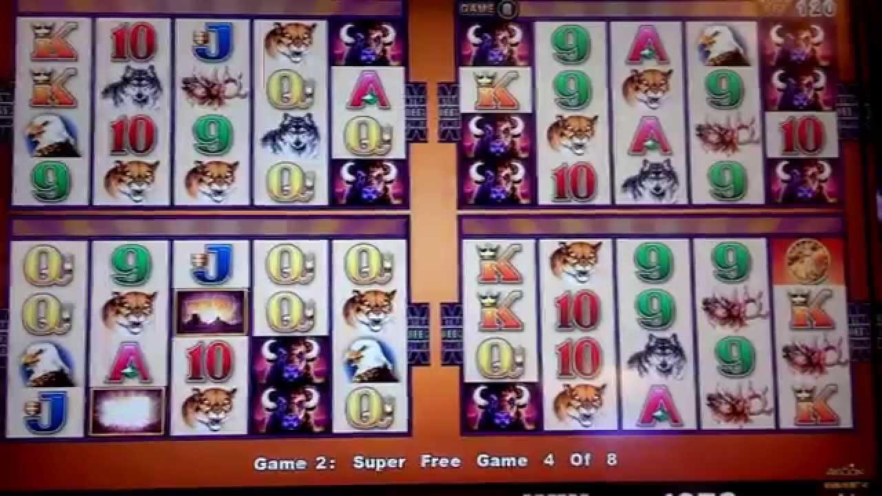 Wonder 4 online slot machine