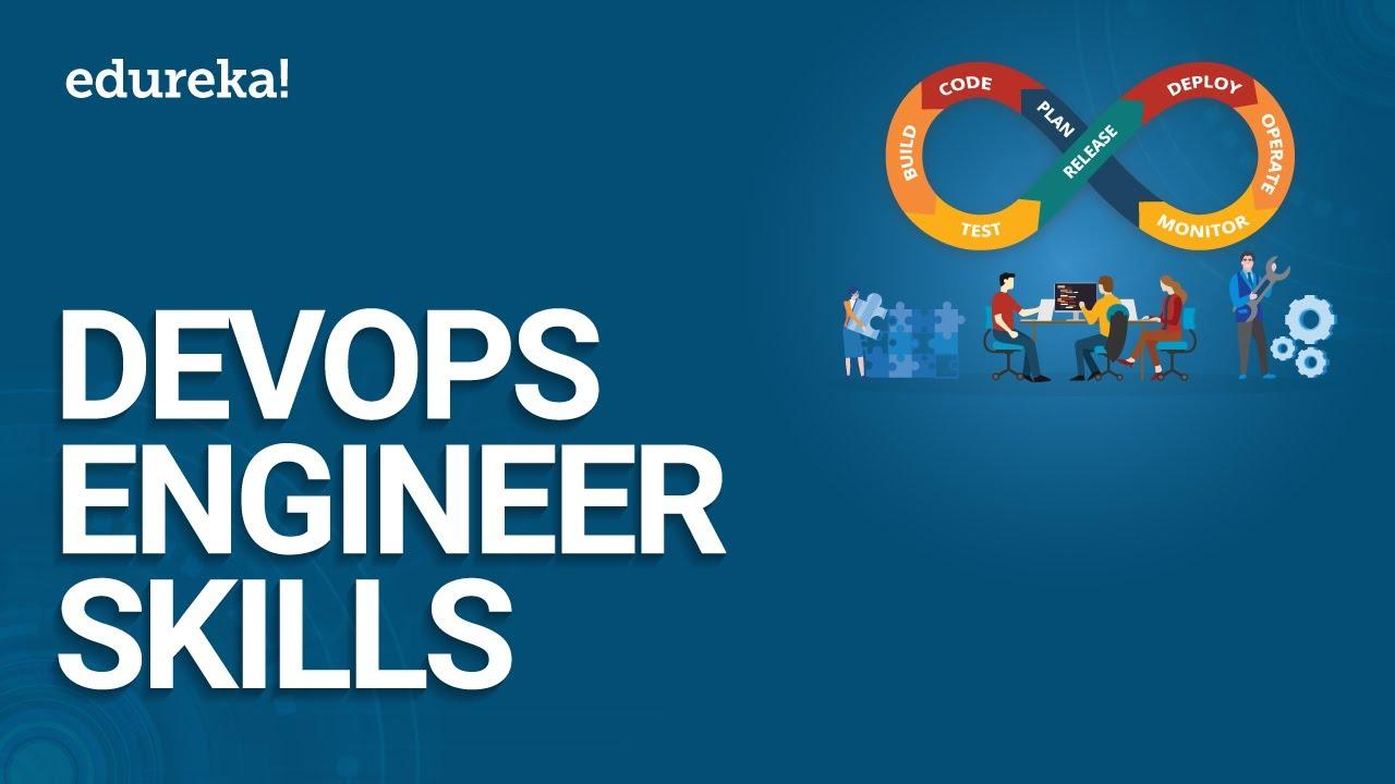 Who Is A DevOps Engineer?   DevOps Skills You Must Master   DevOps Engineer Master Program   Edureka