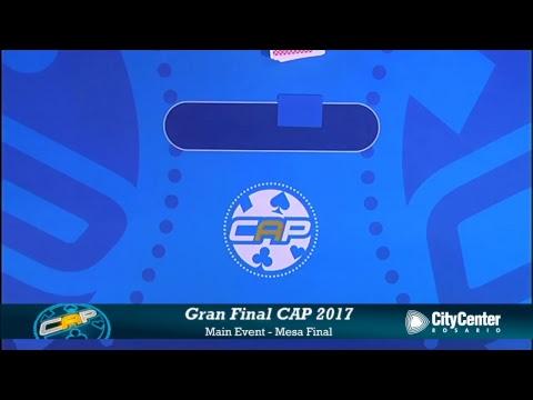 Gran Final CAP 2017 - City Center Rosario