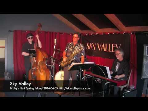 Sky Valley Moby's Salt Spring Island, 2016-06-05 Set #1