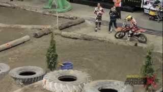 Endurocross 2012 Everett, WA - Mike Brown Hot Laps
