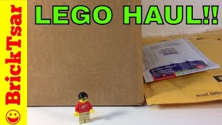 LEGO HAUL from eBay Goodwill and a YouTuber - Vintage stuff & Lego Movie minifigures
