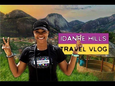 Adventures In Idanre Hills Travel Vlog | Vlog #1